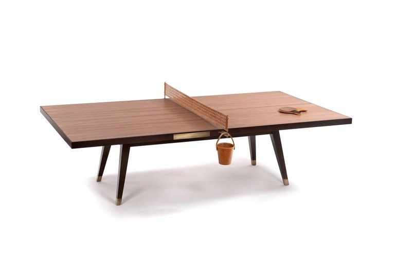 Ping Pong Table By Dado Castello Branco