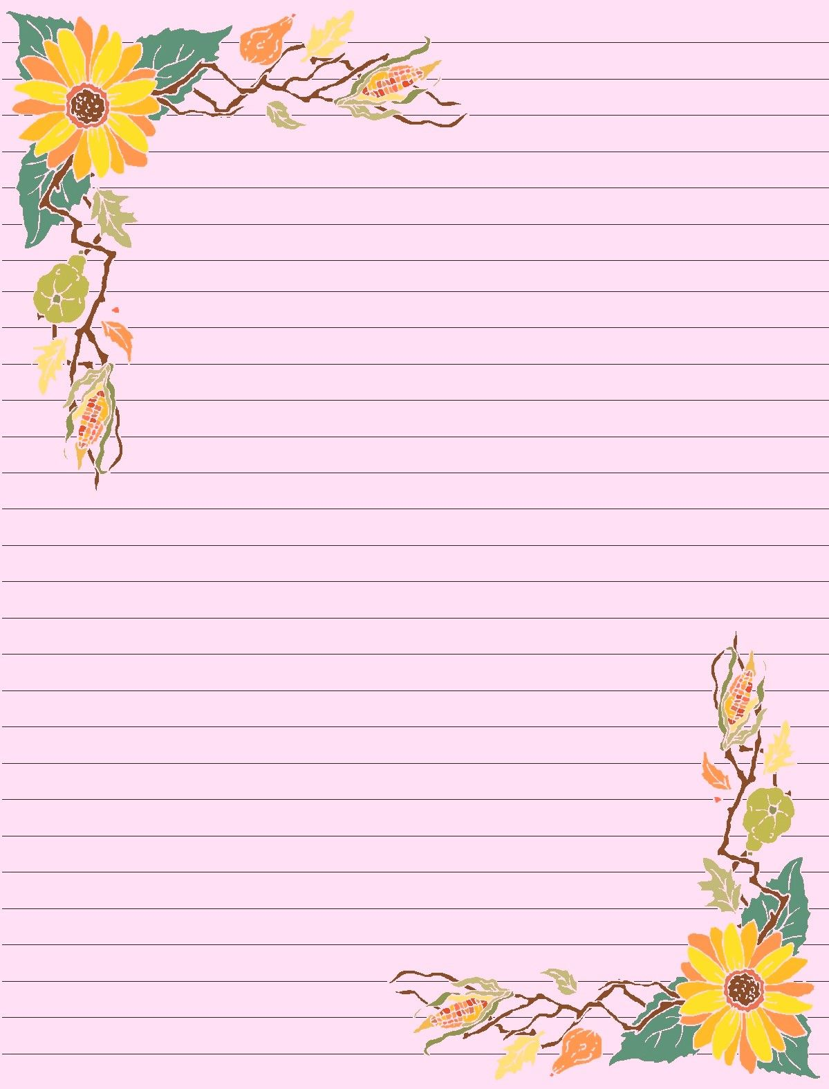 Fall Stationary