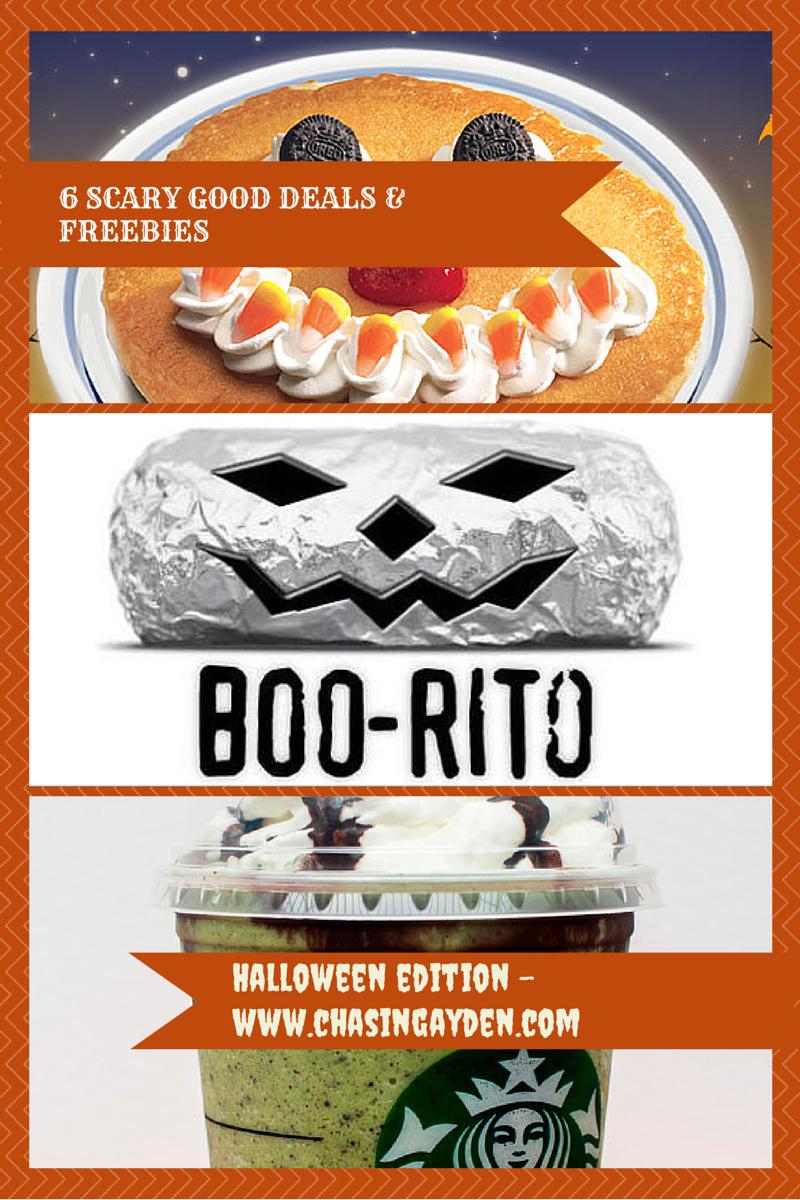 Halloween Deals and Freebies Fun halloween activities