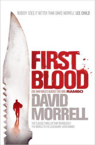 Pdf first blood novel