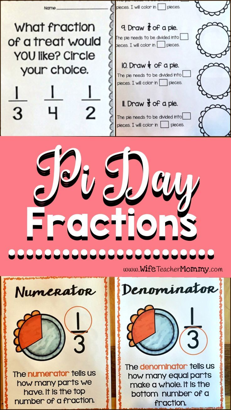 pi day fractions worksheets posters and activities. Black Bedroom Furniture Sets. Home Design Ideas