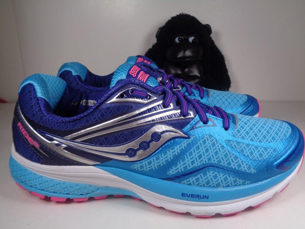 free shipping 7c38d 36029 Women's Saucony Ride 9 GTX S10318-2 Running Training shoes ...