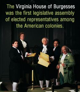 Virginia House Of Burgesses: Purpose, Facts, And Significance U2026