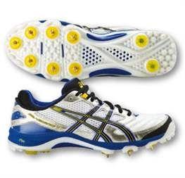 Asics Gel-Advance 4 Cricket Shoes-2013