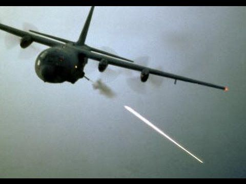 Deadliest Aircraft in the US Air Force: The AC 130 Spectre