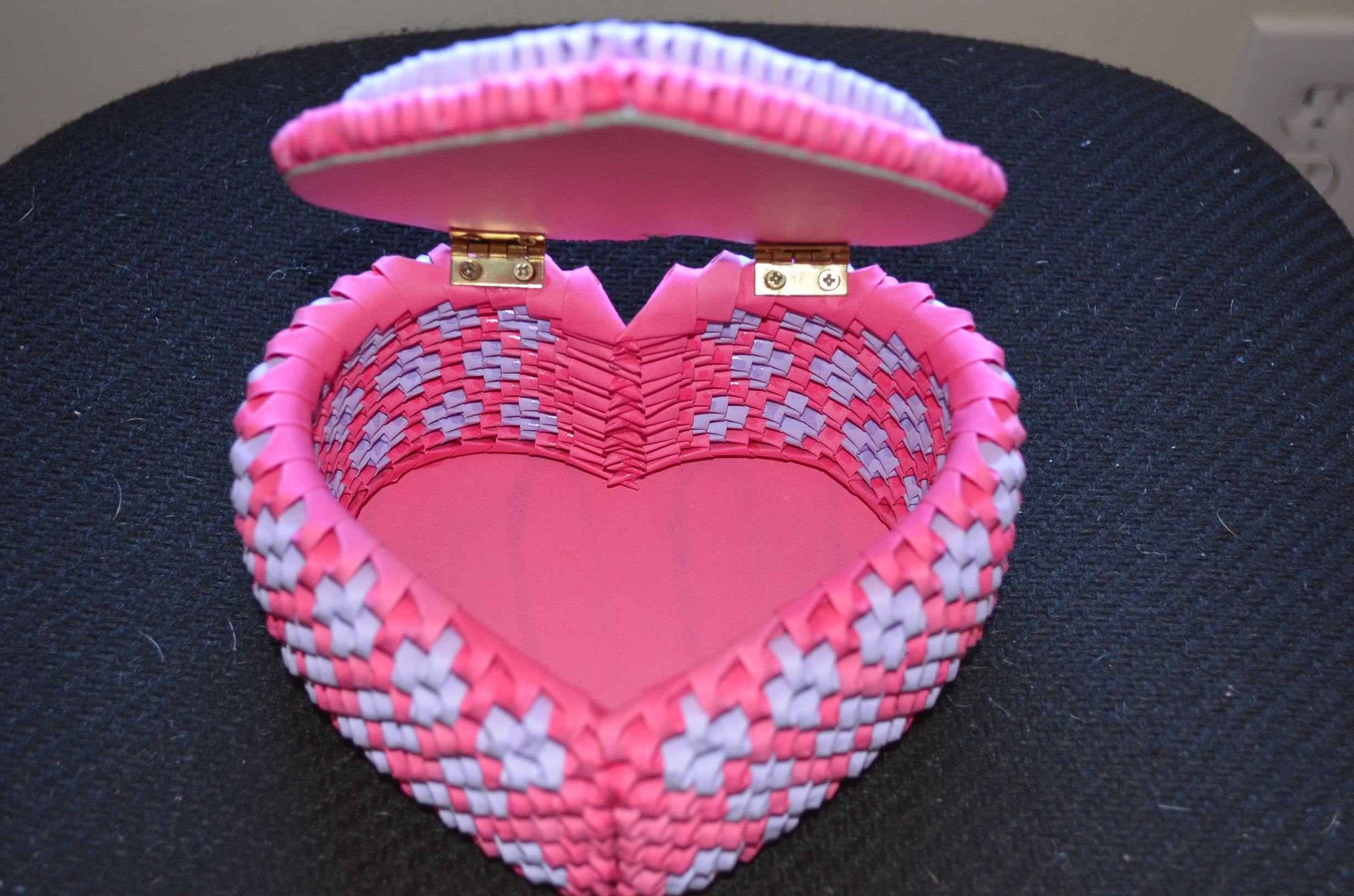 Heart Box | My 3d origami in 2018 | Pinterest | Origami ... - photo#45