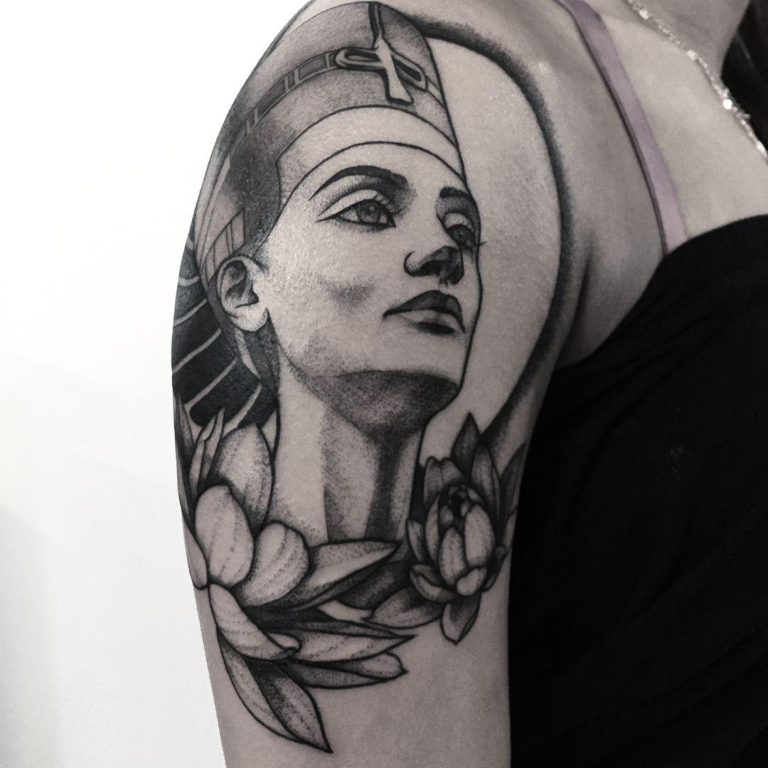 35+ Awesome Queen nefertiti tattoo tupac ideas in 2021