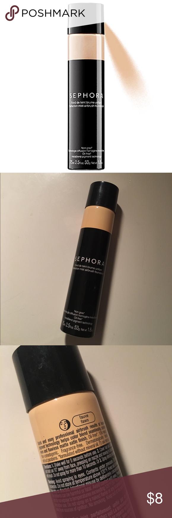 SALE!!💜 Sephora Perfect Mist Airbrush Foundation Sephora