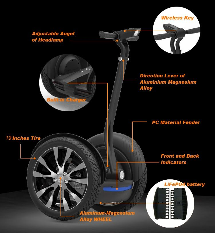 Personal Electric Transporters Of The Future Segway For Sale Kids Scooter Segway