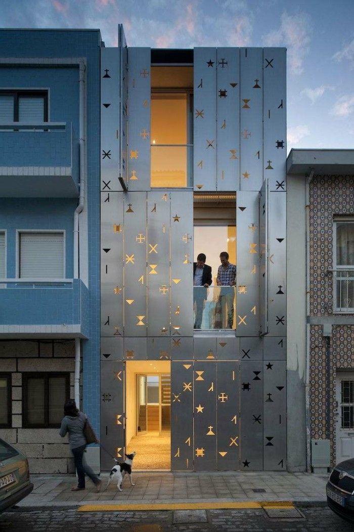Moderne Fassade moderne fassaden die moderne fassade eines hauses architektur