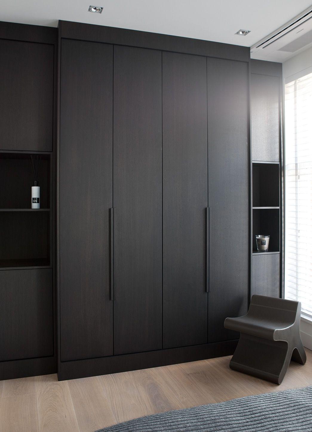 Garderobekasten ontwerp mees hurkmans realisatie for Roperos para dormitorios modernos