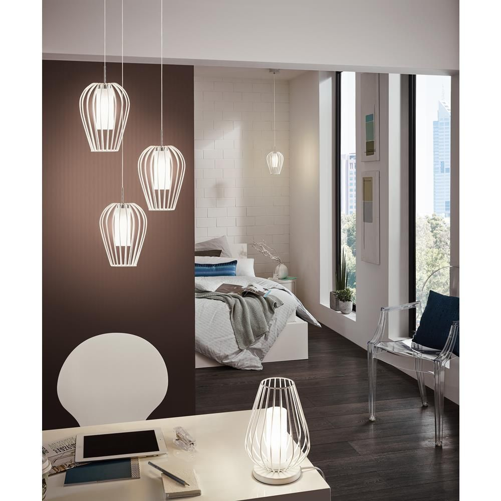 Pin By The Reset With Effie On Ideas Lamp Eglo Pendant Lighting Bedroom