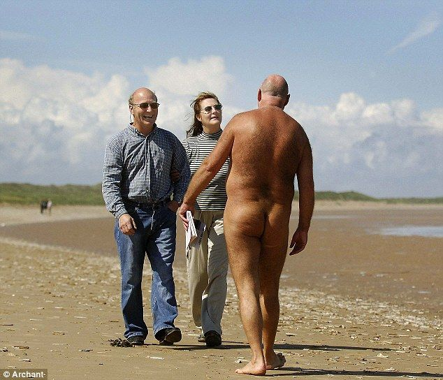 shaved british nudists