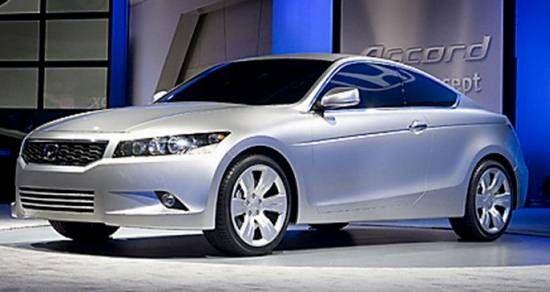 Honda · 2016 Honda Accord Coupe V6 Release Date
