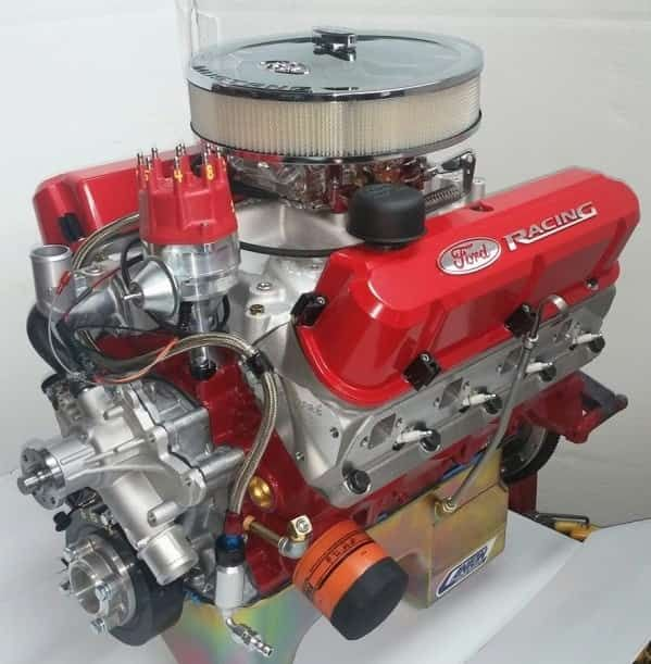 Ford Racing 427 Stroker Crate Engine Leading Supplier Custom Crate Engines Crate Engines Ford Racing Ford Racing Engines