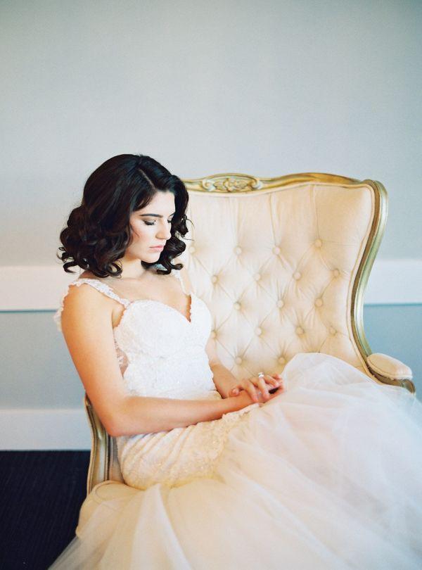 Classic Glamour Wedding... | Seventh Heaven Vintage Rentals ...