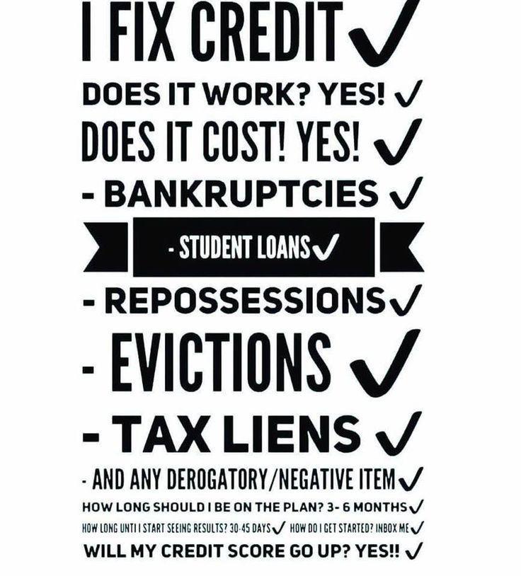 Credit Repayment Calculator Fixing Bad Credit IDeas of