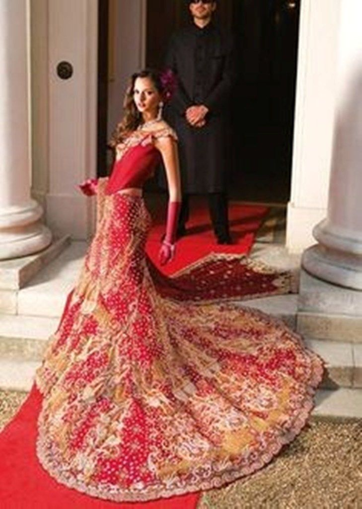Indian Wedding Dress For Bride In Toledo In The U S