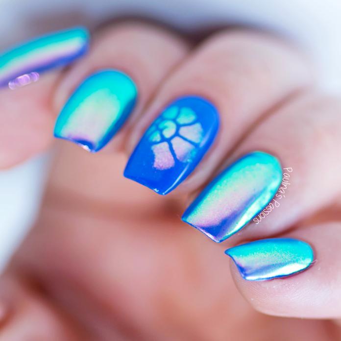 nails, girl, and rings image | Manicura de uñas, Uñas para