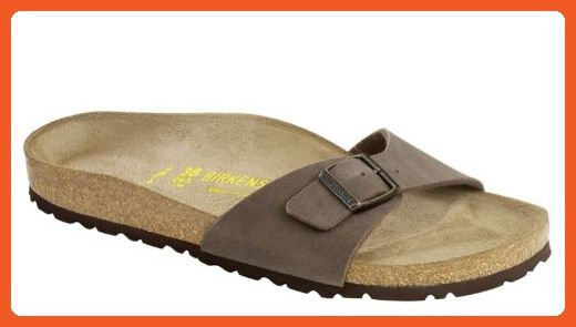 6c33c6d351f8 Birkenstock Madrid Brown Womens Sandals Size 37 EU - Sandals for women  ( Amazon Partner-Link)