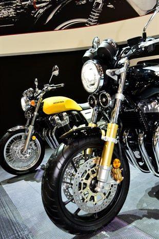 2017 Honda CB1100 Review