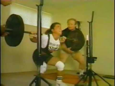 Fred Hatfield (Dr Squat) Presents - HEAVY IRON - Part Two ...