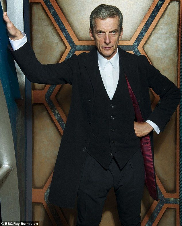 Peter Capaldi is The Doctor...
