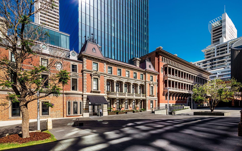Luxury Hotel Perth Como The Treasury Official Site