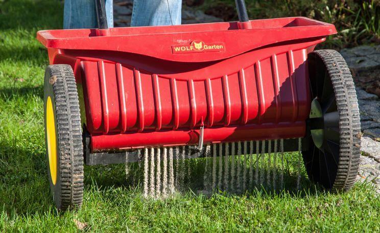 Mit Kalk Zum Ernte Erfolg Rasen Gartenkalk Rasen Dungen