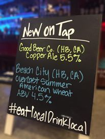 For those of you who prefer to drink your dessert, check out what's now on tap!