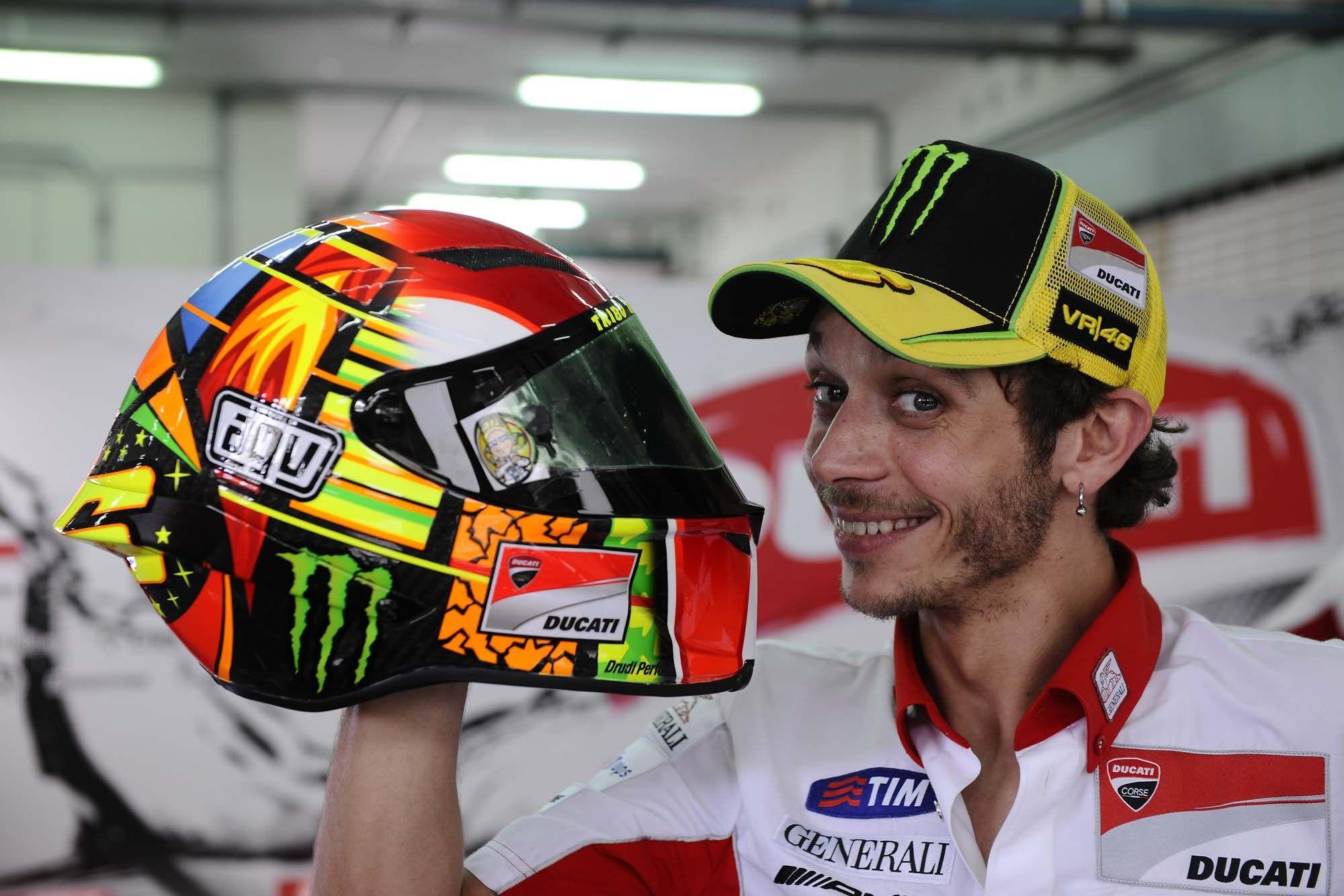 Rossi Motogp Helmets