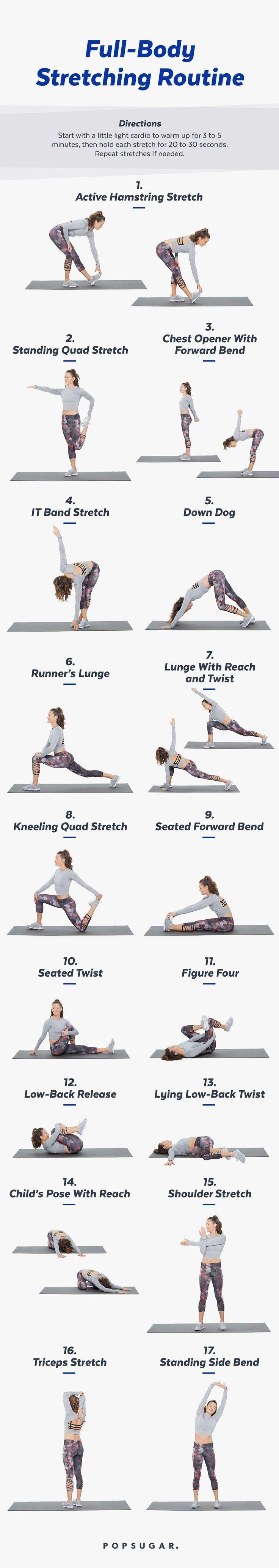 Bleiben Sie flexibel und strecken Sie sich - #Bleiben #flexibel #sich #Sie #strecken #und #warm #fitnessexercisesathome