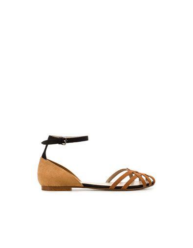 1c5a9a89a8e CANGREJERA - Zapatos - Mujer - ZARA Colombia