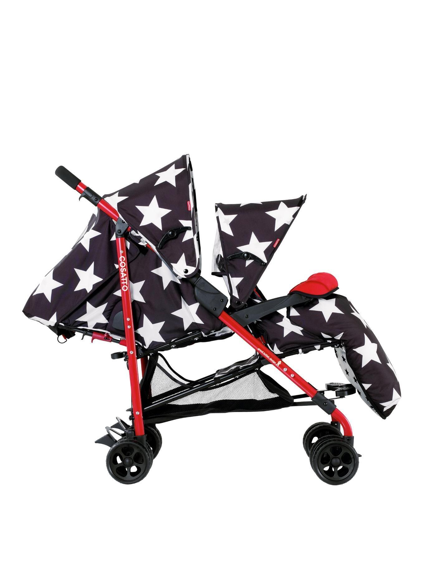 Kinderwagon Hop: Umbrella Double Stroller www.lifeandbaby.com ...