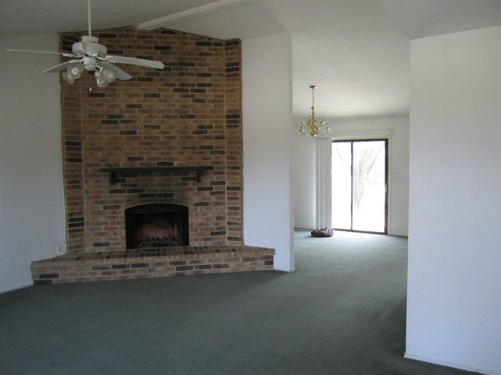 How To Remove Smoke Stains From A Brick Fireplace Surround