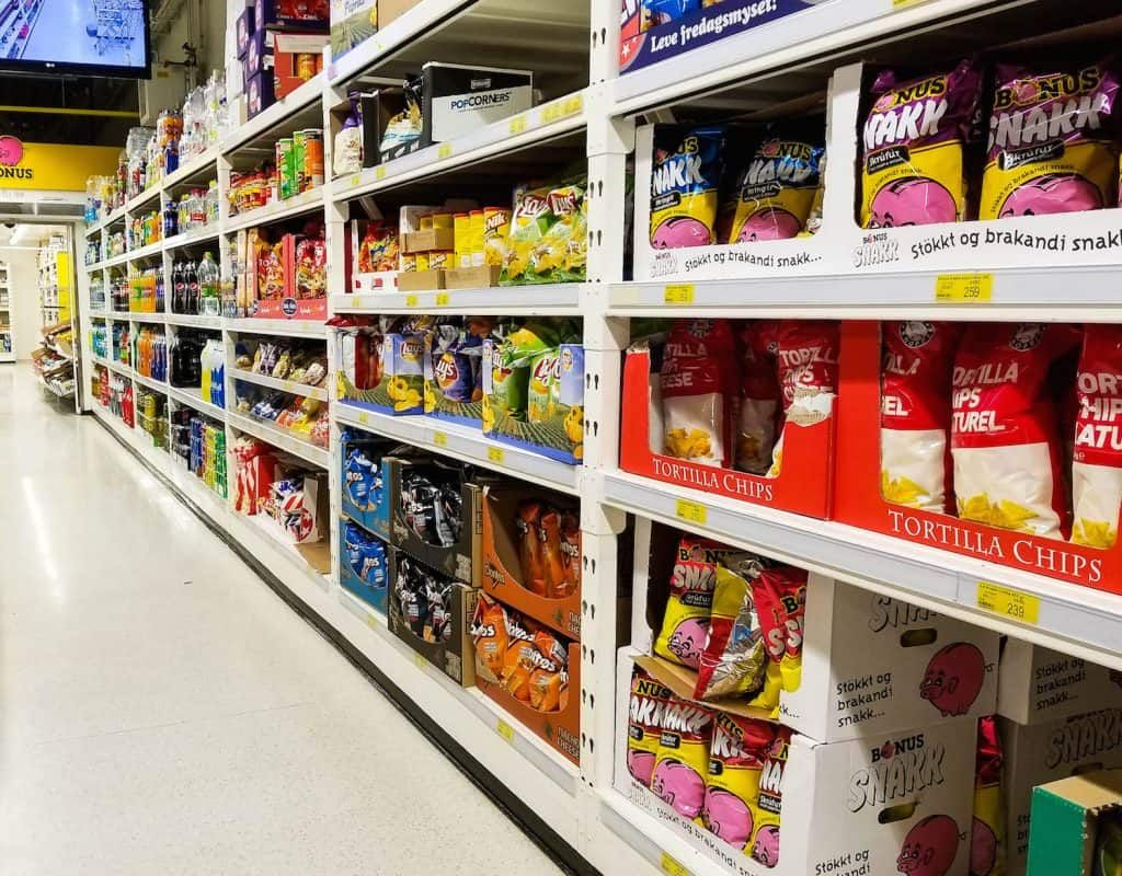 10 Things To Know About Iceland Grocery Stores And Supermarkets Iceland Camping Iceland Supermarket