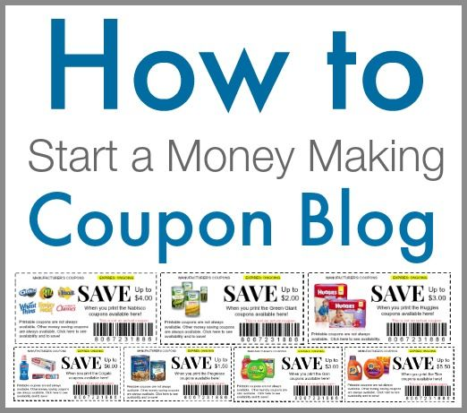 How to Make Money Coupon Blogging