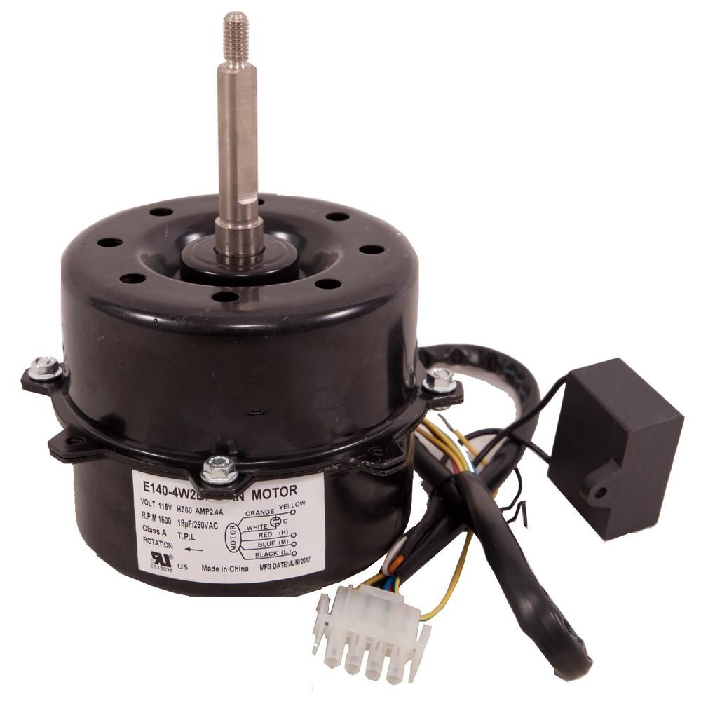 Hessaire 3 Speed Replacement Evaporative Cooler Motor For Models Mc37a Mc37m 6037051 The Home Depot Evaporative Cooler Replacement Cooler