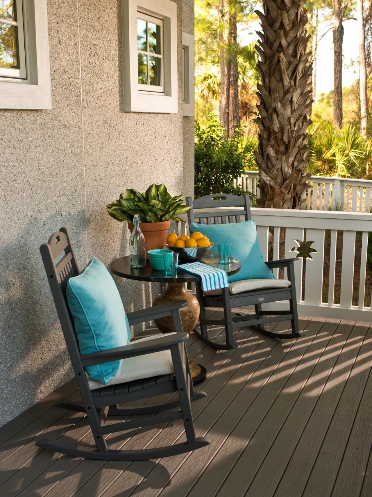 Outdoor Coastal Space Front Porch Furniture Porch