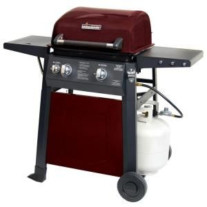 Brinkmann, 2 Burner Propane Gas Grill, 810 4220 S At The
