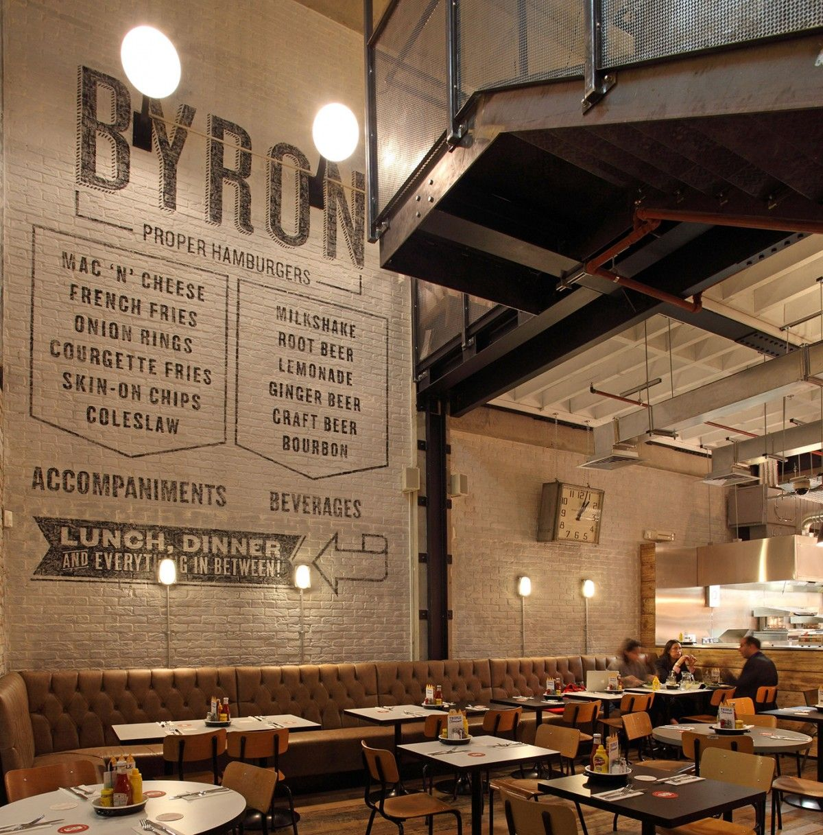 charlie smith design — byron signage | mono cafe | pinterest | signage