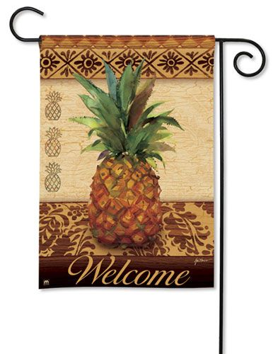 Merveilleux Pineapple Garden Flag   Google Search