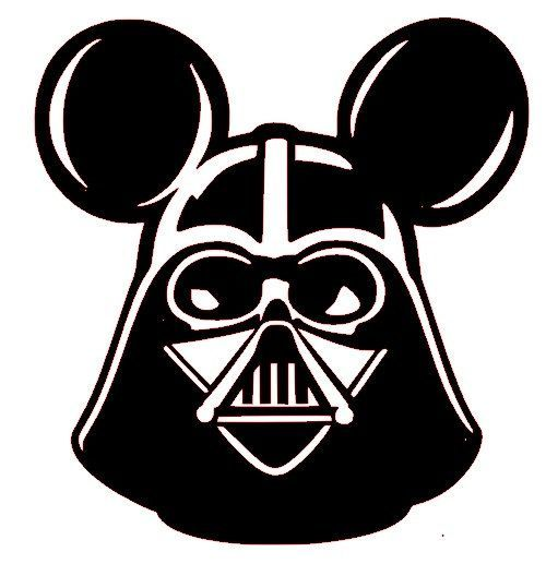 Darth Vader Mickey Mouse Google Search Projects To Try - Disney custom vinyl stickers