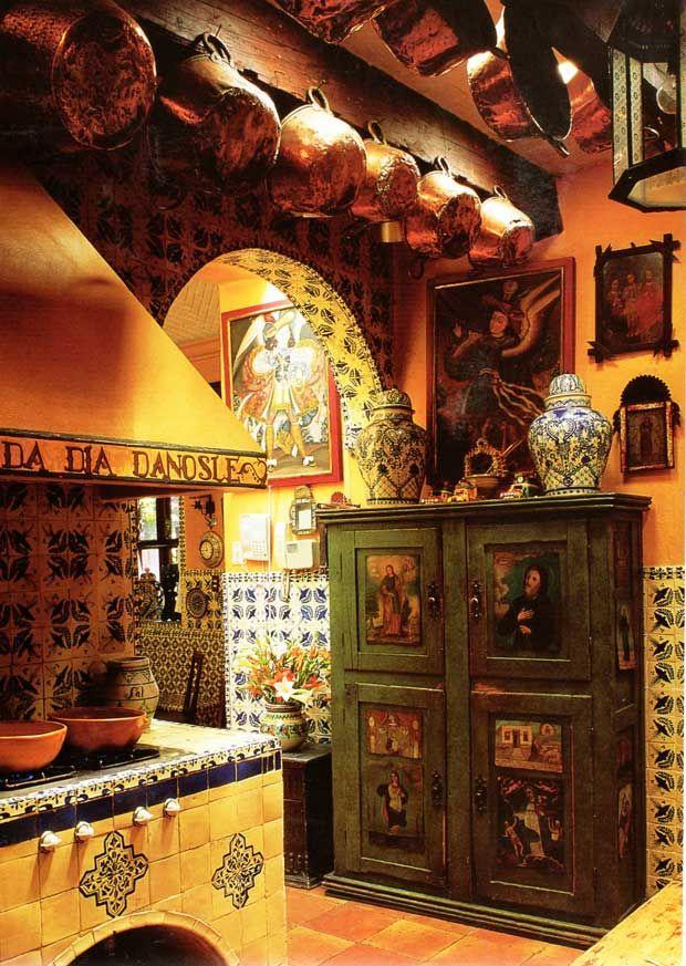 Latin America kitchen interior design