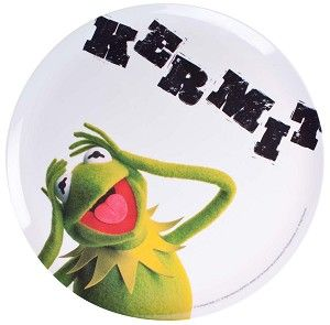 """The Muppets 10"""" Plate"""