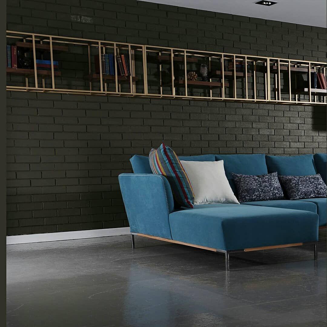 Blue Kose Koltuk Takimi Sade Ve Modern Bir Gorunume Sahip Bu Kanepe Konfor Ve Estetigi Bir Arada Sunuyor Farkli Renk Ve Kumas 2020 Tasarim Koltuklar Evler