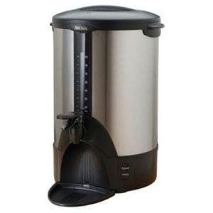 40 Cup Coffee Urn Http Teacoffeestore Com 40 Cup Coffee Urn Coffee Urn Stainless Steel Coffee Coffee Maker