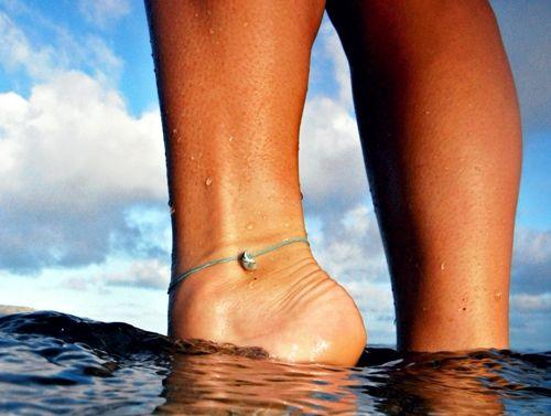 Thread Ankle Bracelets Diy Ideas