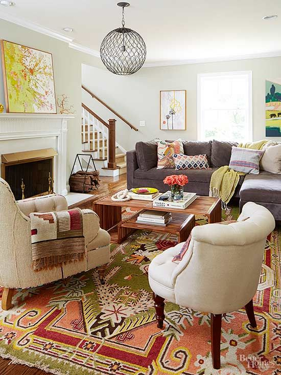 No Money Decorating For Every Room How To Clean Carpet Clean House Moving Furniture