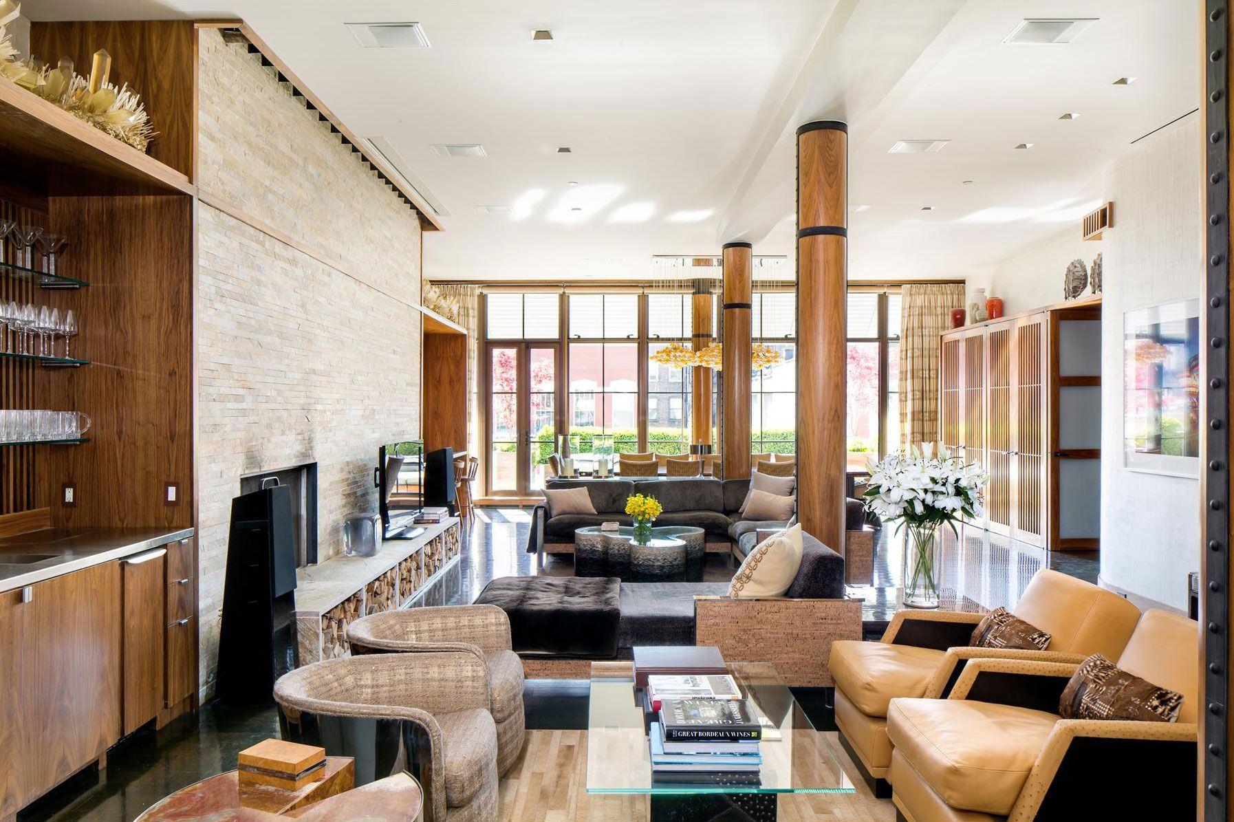Penthouse B Is A Magnificent Apartment, Part Of The Soho